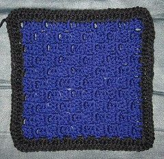 Afghan Square #55
