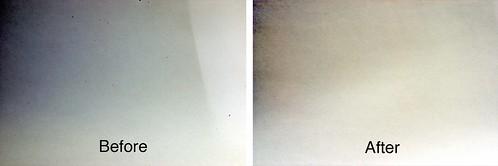 Nikon D70 - CCD Cleaning Comparison