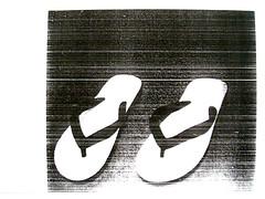 flip flop photocopy