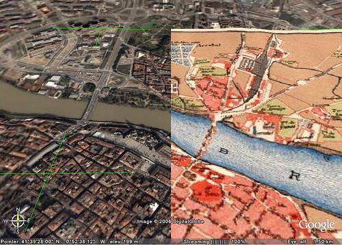 Zaragoza Georreferenciado