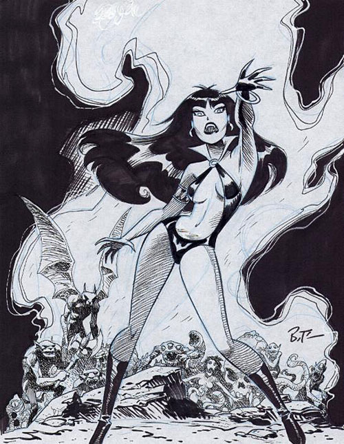 Vampirella (Bruce Timm)