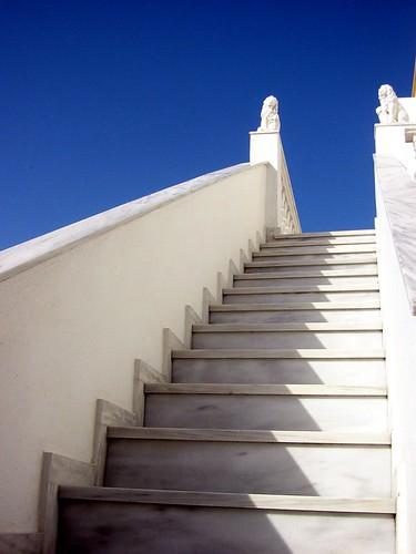 Stairway to nowhere (through picasa)