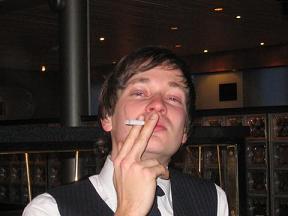Mrø smoking