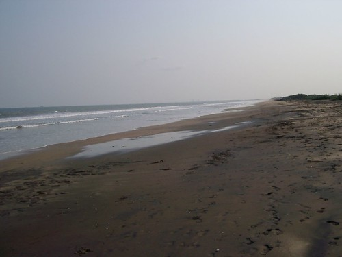 our very own kakinada beach