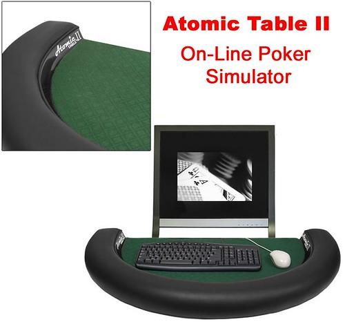 online poker simulator