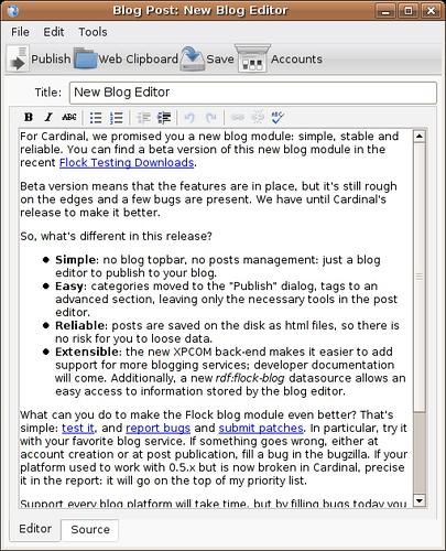 blogeditor