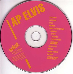 Ap Elvis - CD