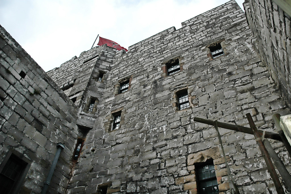 Castle Rushen Keep