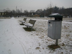 Winter in Plochingen (2006)