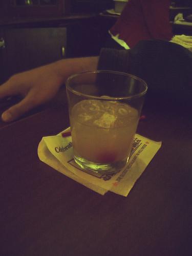 Tony's Drink