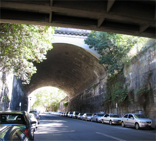 Argyle Cut, The Rocks, Sydney