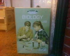 Vintage Biology!
