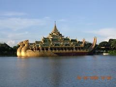 Yangon11 - Kandawgyi Lake