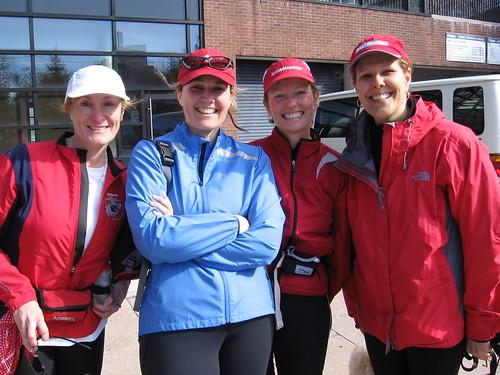 Training Run, North Toronto Memorial Recreation Centre