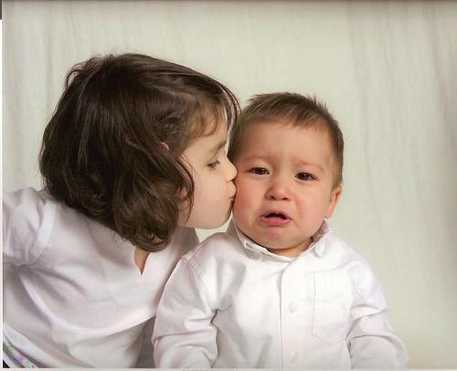 Mason and Corinne