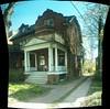 Jane Jacob's House in The Annex, Toronto