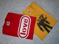 Las camisetas