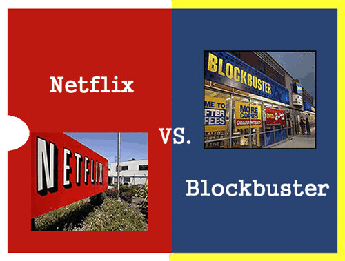 Netflix vs. Blockbuster Revisited