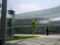 Milan exhibition center