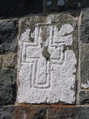Croes, Eglwys S. Gwyndaf, Llanwnda