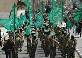 hamas parade gaza 053004