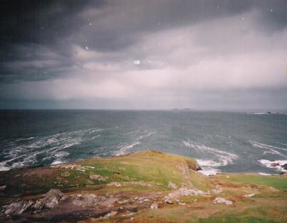 Malin Head looking north