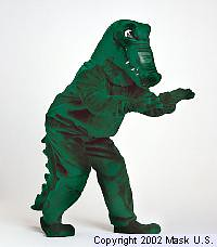 Joshie in Crocodile Drag!