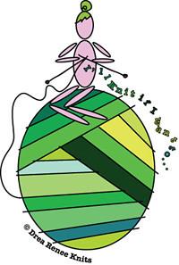 variation i'll knit logo