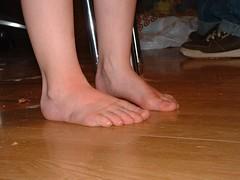 Anna feet