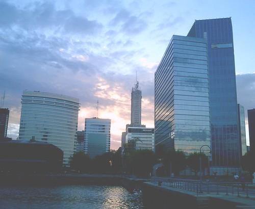 amanecer en Buenos Aires