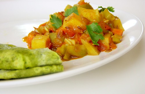 ridgegourd curry