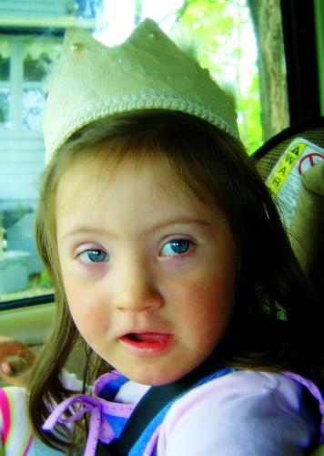 Emma Sage's fifth Birthday