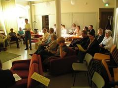 Munkkisaari-Hernesaari-Seuran vuosikokous