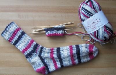 Parade Sock