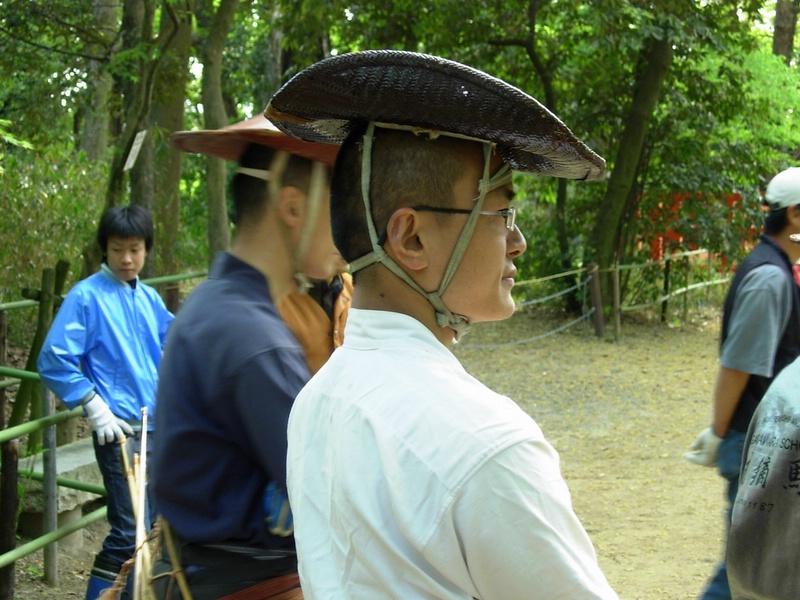 japońscy konni łucznicy