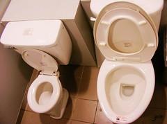 IKEA新莊店-親子廁所