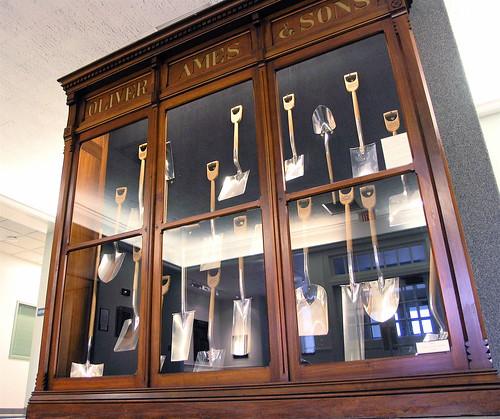 Shovel Museum