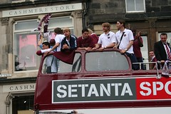 Hearts Scottish Cup Parade (2)