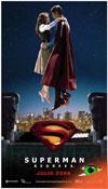 "Teaser pósters de ""Superman Returns"""