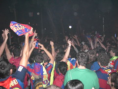 Barça canaletes