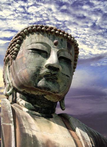 Angry Budha