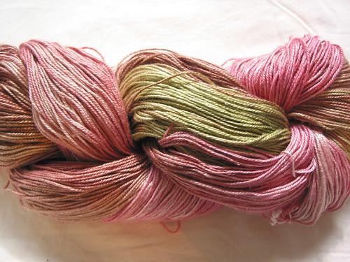 Hand Maiden Silk/Seacell