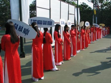 Hanoi Open - Ga Ha Noi