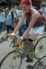 Bikes at Alberta Art Hop