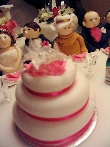 wedding Cake by Sam Judson in flickr.com