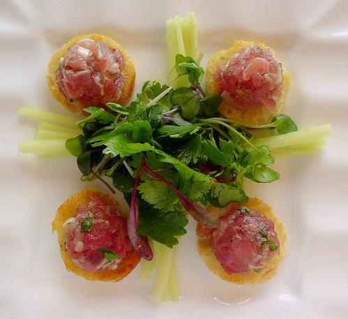 Tuna Tartare Bitelettes