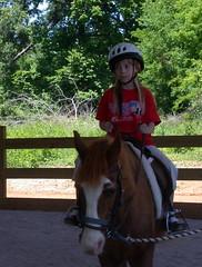 horse-lriding