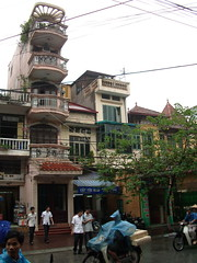 Hanoi Narrow buildings