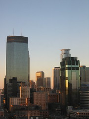 Skyline de Minneapolis