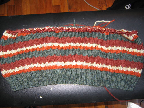 Unnamed sweater-in-progress